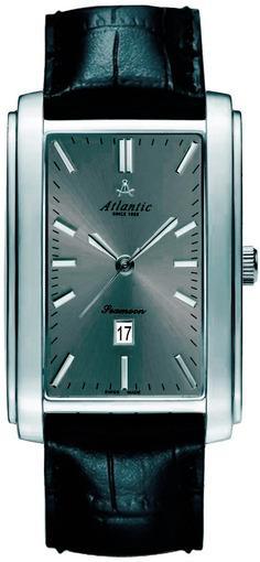 Фото швейцарских часов Мужские швейцарские наручные часы Atlantic Seamoon 67340.41.41