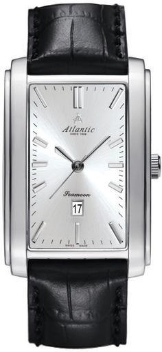 Фото швейцарских часов Мужские швейцарские наручные часы Atlantic Seemoon 67740.41.11
