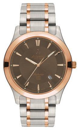 Фото швейцарских часов Мужские швейцарские наручные часы Atlantic Seahunter 71365.43.81R