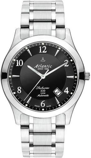 Фото швейцарских часов Мужские швейцарские наручные часы Atlantic Seahunter 71765.41.65