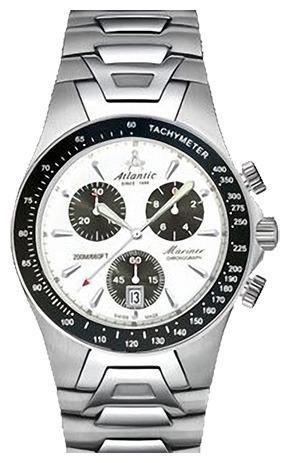 Фото швейцарских часов Мужские швейцарские наручные часы Atlantic Mariner 80476.41.12