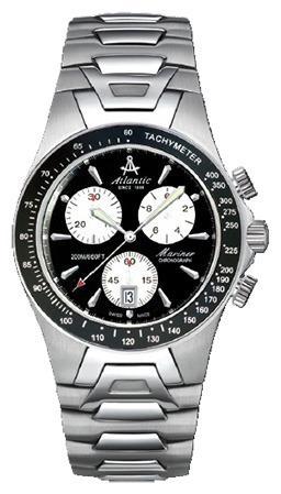 Фото швейцарских часов Мужские швейцарские наручные часы Atlantic Mariner 80476.41.62