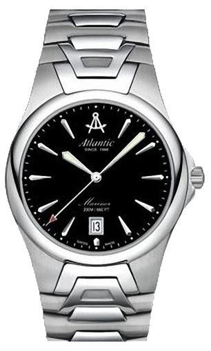 Фото швейцарских часов Мужские швейцарские наручные часы Atlantic Mariner 80775.41.61