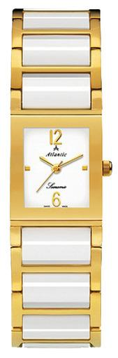 Фото швейцарских часов Женские швейцарские наручные часы Atlantic Searamic 92045.55.15