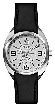 Мужские швейцарские наручные часы Aviator MIG-21 Fishbed M.1.14.0.085.4
