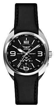 Фото швейцарских часов Мужские швейцарские наручные часы Aviator MIG-21 Fishbed M.1.14.0.086.4