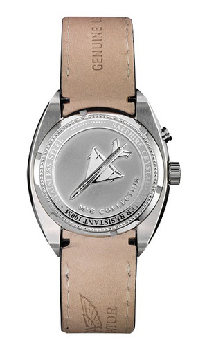 Фото швейцарских часов Мужские швейцарские наручные часы Aviator MIG-21 Fishbed M.1.14.0.087.4