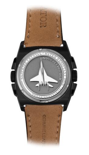 Фото швейцарских часов Мужские швейцарские наручные часы Aviator MIG-29 COCKPIT CHRONO M.2.04.5.070.6