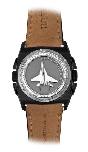 Фото швейцарских часов Мужские швейцарские наручные часы Aviator MIG-29 COCKPIT CHRONO M.2.04.6.010.6