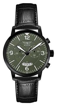 Фото швейцарских часов Мужские швейцарские наручные часы Aviator AIRACOBRA CHRONO V.2.13.5.076.4