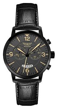 Фото швейцарских часов Мужские швейцарские наручные часы Aviator AIRACOBRA CHRONO V.2.13.5.077.4
