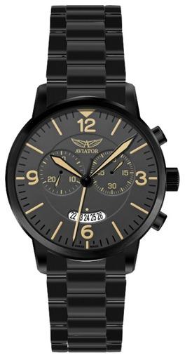 Фото швейцарских часов Мужские швейцарские наручные часы Aviator Mig-21 V.2.13.5.077.5