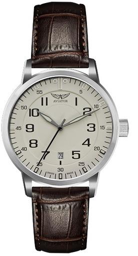 Фото швейцарских часов Мужские швейцарские наручные часы Aviator AIRACOBRA V.1.11.0.042.4
