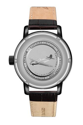 Фото швейцарских часов Мужские швейцарские наручные часы Aviator AIRACOBRA V.1.11.5.036.4