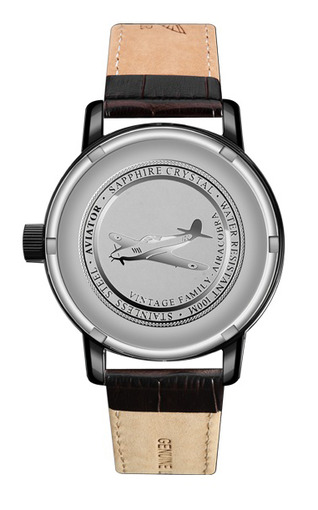 Фото швейцарских часов Мужские швейцарские наручные часы Aviator AIRACOBRA V.1.11.5.037.4