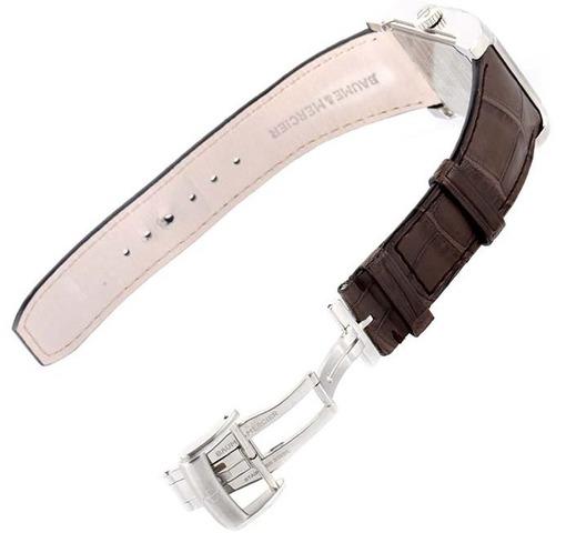 Фото швейцарских часов Мужские швейцарские наручные часы Baume&Mercier Hampton Classic MOA10028