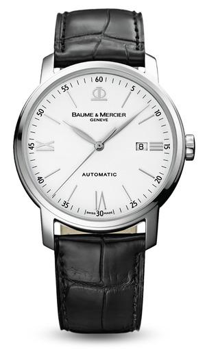 Фото швейцарских часов Мужские швейцарские наручные часы Baume&Mercier Classima  MOA08592