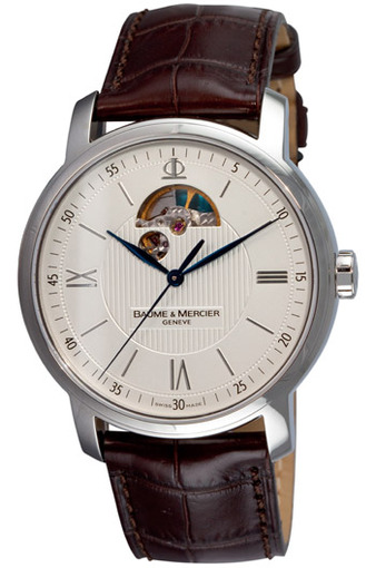 Фото швейцарских часов Мужские швейцарские наручные часы Baume&Mercier Classima Executives MOA08688