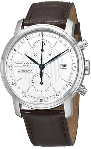 Фото швейцарских часов Мужские швейцарские наручные часы Baume&Mercier Classima Small Complication MOA08692