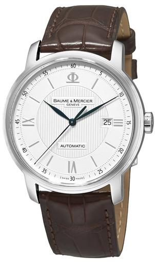 Фото швейцарских часов Мужские швейцарские наручные часы Baume&Mercier Classima Executives MOA08731