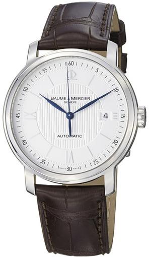 Фото швейцарских часов Мужские швейцарские наручные часы Baume&Mercier Classima Executives MOA08791