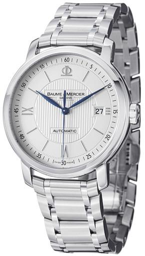 Фото швейцарских часов Мужские швейцарские наручные часы Baume&Mercier Classima Automatic MOA08837