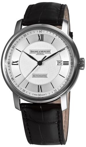 Фото швейцарских часов Мужские швейцарские наручные часы Baume&Mercier Classima Small Complication MOA08868