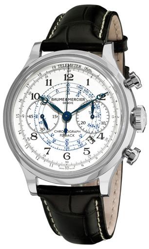 Фото швейцарских часов Мужские швейцарские наручные часы Baume&Mercier Capeland MOA10006