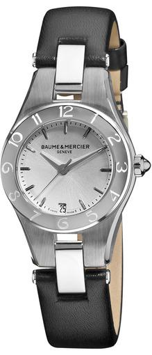 Фото швейцарских часов Женские швейцарские наручные часы Baume&Mercier Linea MOA10008