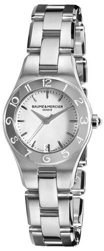 Фото швейцарских часов Женские швейцарские наручные часы Baume&Mercier Linea MOA10009