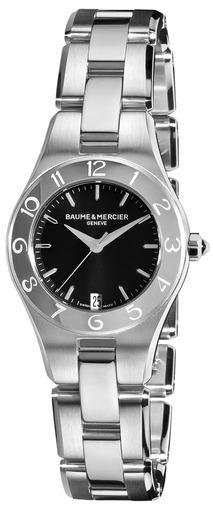 Фото швейцарских часов Женские швейцарские наручные часы Baume&Mercier Linea MOA10010