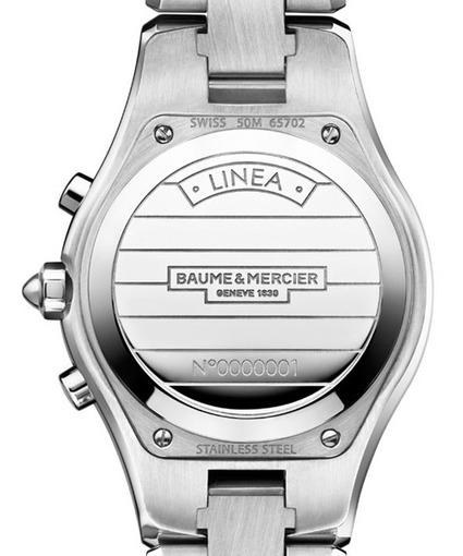 Фото швейцарских часов Женские швейцарские наручные часы Baume&Mercier Linea MOA10012