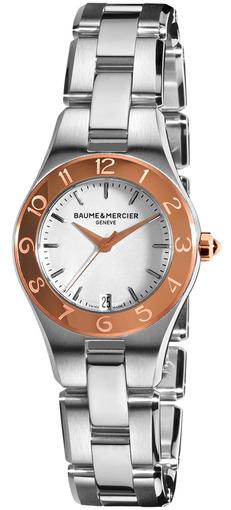 Фото швейцарских часов Женские швейцарские наручные часы Baume&Mercier Linea MOA10014
