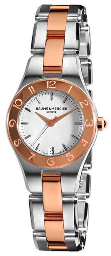 Фото швейцарских часов Женские швейцарские наручные часы Baume&Mercier Linea MOA10015