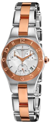 Фото швейцарских часов Женские швейцарские наручные часы Baume&Mercier Linea MOA10016