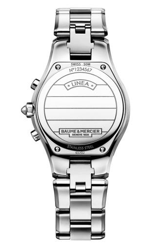 Фото швейцарских часов Женские швейцарские наручные часы Baume&Mercier Linea MOA10017