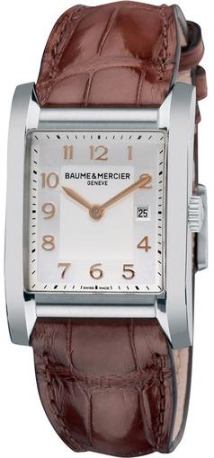 Фото швейцарских часов Мужские швейцарские наручные часы Baume&Mercier Hampton Lady MOA10018