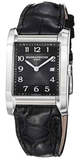 Фото швейцарских часов Женские швейцарские наручные часы Baume&Mercier Hampton Lady MOA10019