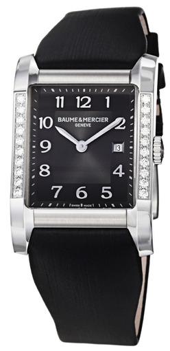 Фото швейцарских часов Женские швейцарские наручные часы Baume&Mercier Hampton MOA10022