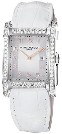Фото швейцарских часов Женские швейцарские наручные часы Baume&Mercier Hampton MOA10025