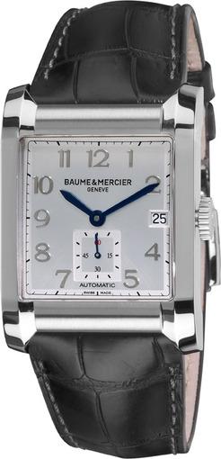 Фото швейцарских часов Мужские швейцарские наручные часы Baume&Mercier Hampton MOA10026
