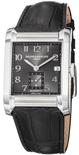 Фото швейцарских часов Мужские швейцарские наручные часы Baume&Mercier Hampton MOA10027