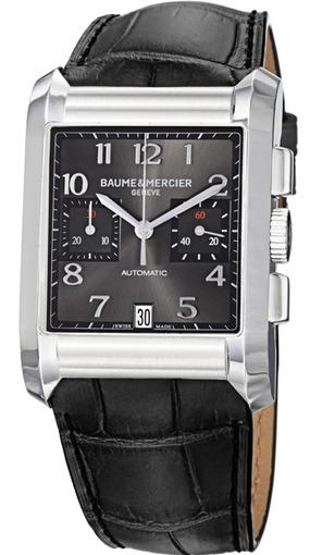 Фото швейцарских часов Мужские швейцарские наручные часы Baume&Mercier Hampton MOA10030