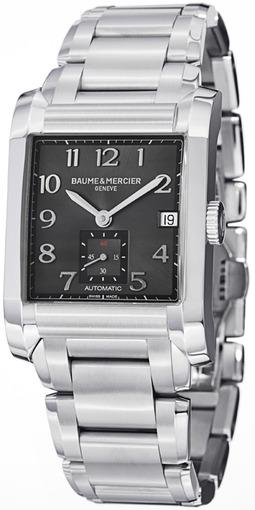 Фото швейцарских часов Мужские швейцарские наручные часы Baume&Mercier Hampton MOA10048