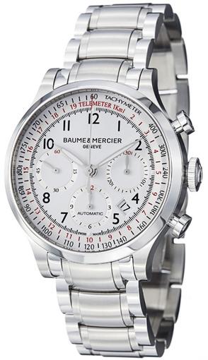 Фото швейцарских часов Мужские швейцарские наручные часы Baume&Mercier Capeland MOA10061