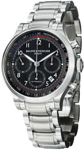 Фото швейцарских часов Мужские швейцарские наручные часы Baume&Mercier Capeland MOA10062
