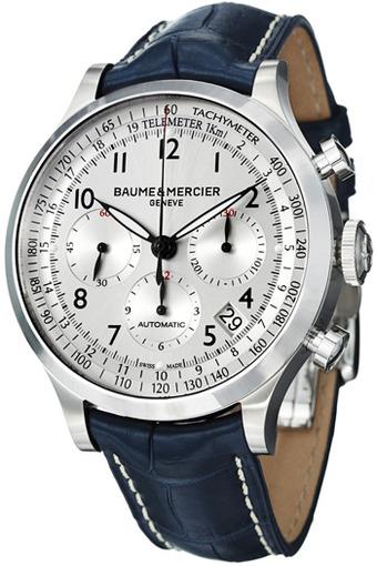 Фото швейцарских часов Мужские швейцарские наручные часы Baume&Mercier Capeland MOA10063