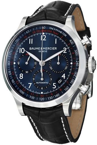 Фото швейцарских часов Мужские швейцарские наручные часы Baume&Mercier Capeland MOA10065