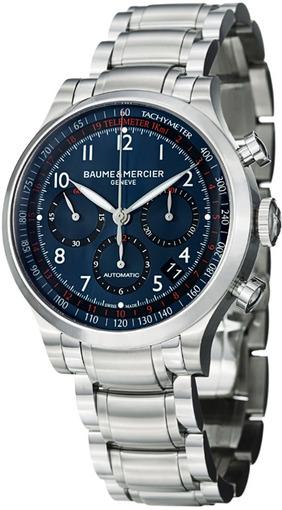 Фото швейцарских часов Мужские швейцарские наручные часы Baume&Mercier Capeland MOA10066