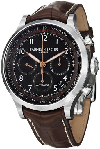 Фото швейцарских часов Мужские швейцарские наручные часы Baume&Mercier Capeland MOA10067